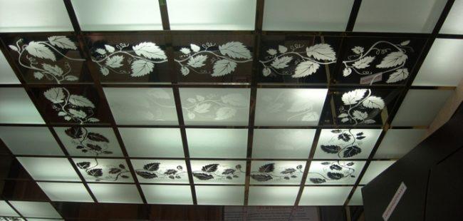 подвесной потолок Армстронг с ценами